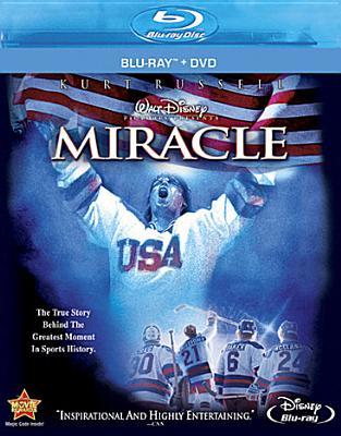 MIRACLE BY RUSSELL,KURT (Blu-Ray)
